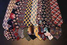Lot of 20 NEW Designer Neck Ties with Various Patterns L031