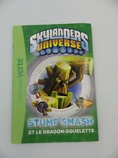 Book No ° 6 Stump Smash Skylanders Bookcase Green Vers. Francaise
