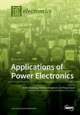 Applications of Power Electronics: Volume 1