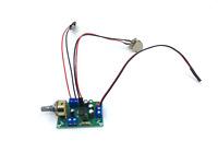 Cigar Box Guitar Amplifier - Battery Powered Amp Circuit Board JRC 386