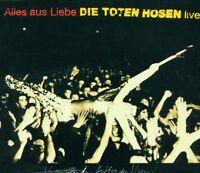 Die Toten Hosen Alles aus Liebe (live; 1997) [Maxi-CD]