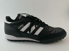 ADIDAS MUNDIAL TEAM NEW FOOTBALL BOOTS  019228 BLACK WHITE  SIZE 42 , 8 PIEL.