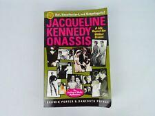 Jackie: Jacqueline Kennedy Onassis Paperback Book