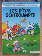 LES SCHTROUMPFS T. 13 / LES P'TITS SCHTROUMPFS - E.O. -1988- PEYO
