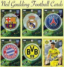 Panini FIFA 365 2018 ☆ FANS FAVOURITE & TEAM MATE ☆ Football Cards #100 to #189