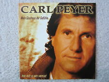 CD / CARL PEYER / MEIN GLASHAUS DER GEFÜHLE / AUSTRIA / RAR /