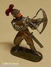 Ancienne Figurine W. GERMANY : CONQUISTADOR  avec Arbalète - Modèle 2
