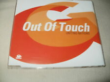 UNITING NATIONS - OUT OF TOUCH - HOUSE CD SINGLE