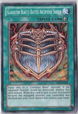 Gladiator Beast's Battle Archfiend Shield AP03-EN022 Common YuGiOh Astral Pack 3