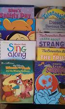Children's Picture Book - Lot of 13. Disney, Scooby Doo, Berenstain Bears, Winni