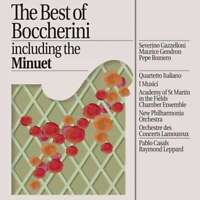 Various Artists - The Best Of Boccherini NEW CD