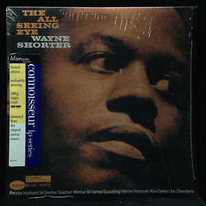 Wayne Shorter-The All Seeing Eye-Blue Note 29100-180G SHRINK REISSUE