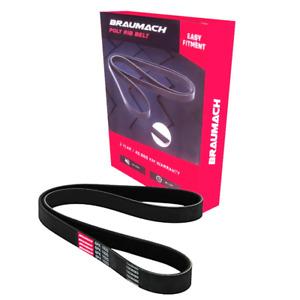 Drive Fan Belt for Kia RIO JB Hatchback 1.6 CVVT 2005-2012