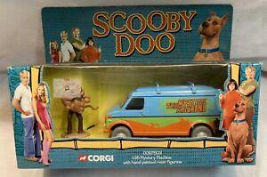 Corgi Scooby Doo Mystery Machine CC87503