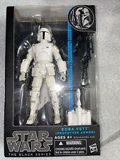 Star Wars The Black Series Boba Fett (proto Type Armor)