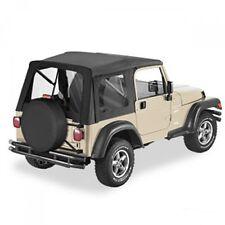 Jeep Wrangler TJ Softtop Supertop Verdeck Black Denim Bestop 96-06