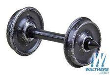 """380-530 Metallräder """"33inch - smooth back"""" - Spur H0 1:87 RP25 Code88 12 Achsen"""