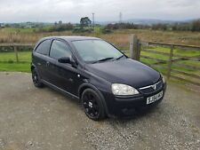 Vauxhall Corsa SXI Twinport 1.2 Full Years MOT 54 Plate Spares or Repairs