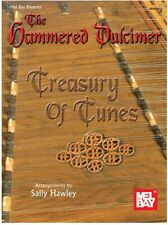 MEL BAY 99528 The Hammered Dulcimer Treasury of Tunes  arrange. by Sally Hawley