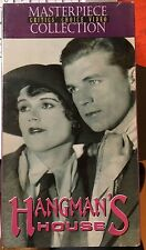 Hangman's House (VHS) SEALED: 1928 silent classic directed by John Ford