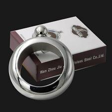 Flasche Art Edelstahl Hüfte 3.5oz Armband / Armband Flask Bangle