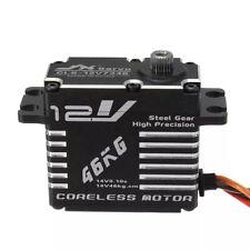 JX CLS-12V7346 full metal gear digital coreless servo 46kg .010