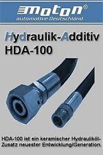 Hydrauliköl Additiv 1 Liter moton HDA-100 auch für Servoöle!