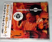 Ocean Colour Scene - Hundred Mile High City / JAPAN CD 1997 NEW Marchin' Already