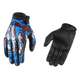 2020 Icon Hooligan Subdermal Street Motorcycle Riding Gloves - Pick Size & Color