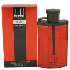 Dunhill Desire Extreme Fragrance 3.4oz Eau De Toilette MSRP $65 NIB