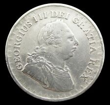 More details for george iii 1811 3 shilling silver bank token - fine