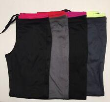 Danskin Now Women's Active Wear Athletic Micro Fleece Performance Pants NWT.