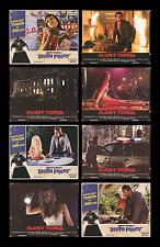 GRINDHOUSE ☆ DEATH PROOF & PLANET TERROR ☆ LOBBY CARD SET 🎥 Tarantino Rodriguez