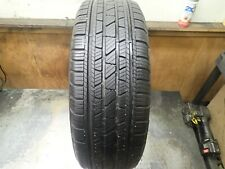 1 235 55 20 102H Cooper Discoverer SRX Tire 8.5/32 No Repairs 0418