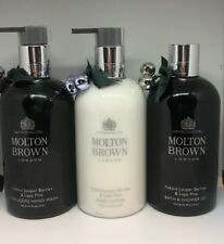 Molton Brown Fabled Juniper & Lapp Pine Shower Gel Hand Lotion Hand Wash 300ml
