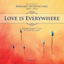 Love Music CDs & DVDs
