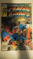 Captain America #272 August 1982 Marvel Comics