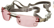 Doggles K9 Optix Sunglasses  Silver Frame Pink Lens Size Large For Dogs NEW