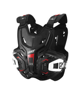 Leatt 2.5 Black Chest Protector size Adult