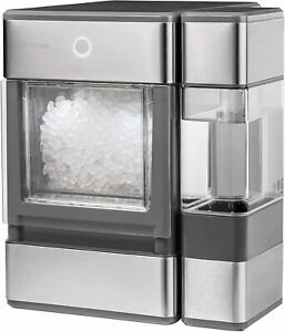 GE Major Appliances GE Profile Opal, Countertop Nugget Ice Maker, Stainless Stee
