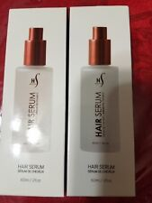 2 pack Her Styler Hair Serum 2 fl oz each Argan oil Vitamin E