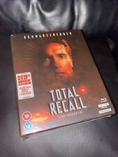 TOTAL RECALL 30th Anniversary Collector's Edition 4K UHD + Blu-Ray NEW & SEALED