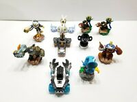 Skylanders Superchargers Lot of 10 Playstation Xbox