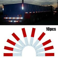 Conspicuity Reflective Tape Easy To Apply High Quality Red White Stripe