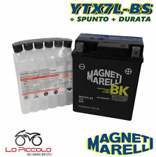 BATTERIA MAGNETI MARELLI YTX7L-BS SIGILLATA DERBI Senda R 4T 125 2004