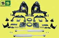"3""/5"" Drop Kit + Shocks   Fits 99-06 Chevrolet Silverado/GMC Sierra 1500"