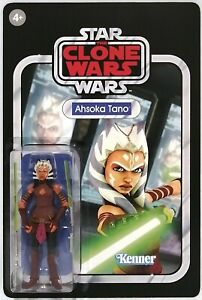 Star Wars CUSTOM Vintage Collection Ahsoka Tano (Clone Wars)