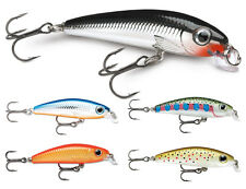 Rapala Ultra Light Minnow ULM06 / 6cm 4g / coulant lent leurre / poisson nageur