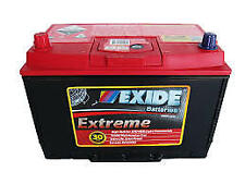 Exide Extreme 4WD SUV Battery XN70ZZMF 810CCA Heavy Duty Up To 30 Mth Warranty