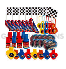 DISNEY CARS BIRTHDAY PARTY SUPPLIES MEGA MIX PACK 48 FAVOURS BOYS PINATA TOYS